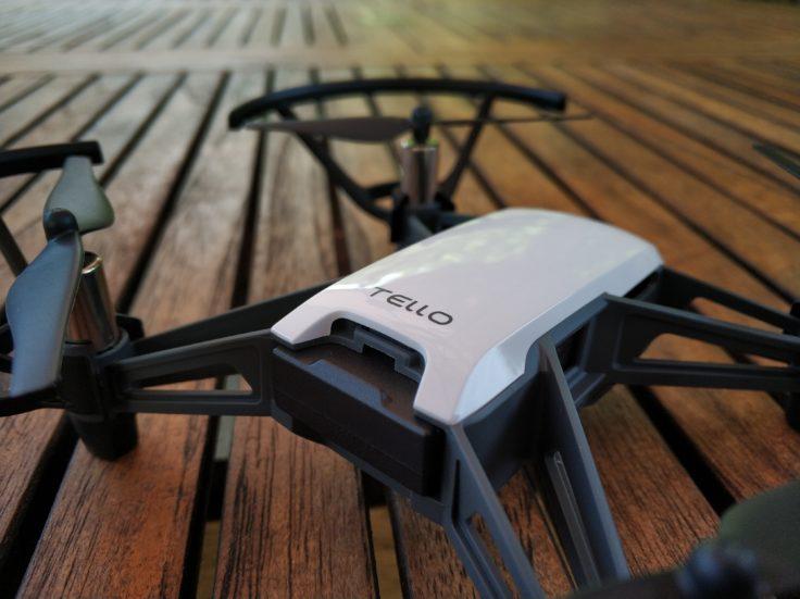 DJI RYZE Tello Foto-Drohne (1)