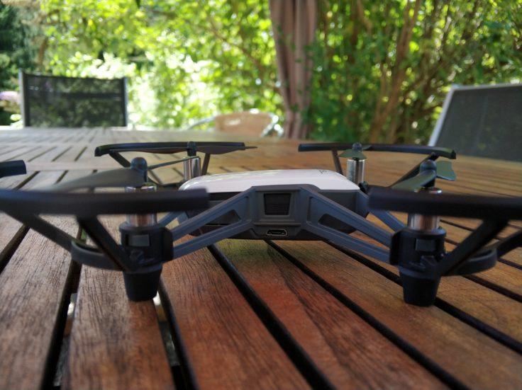 DJI RYZE Tello Foto-Drohne (2)