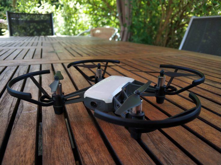 DJI RYZE Tello Foto-Drohne (6)