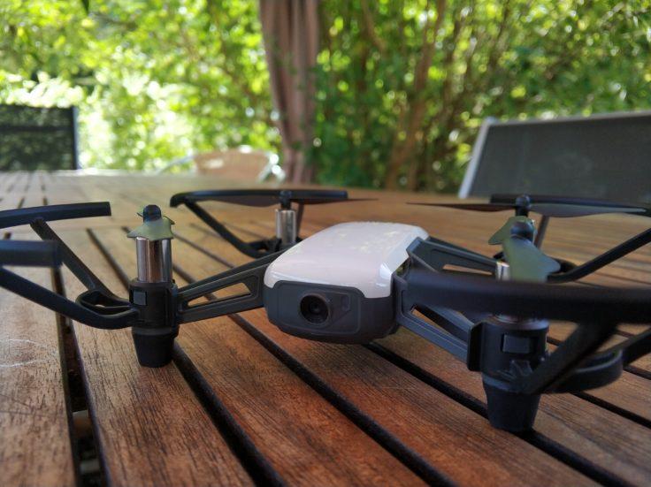 DJI RYZE Tello Foto-Drohne Kamera