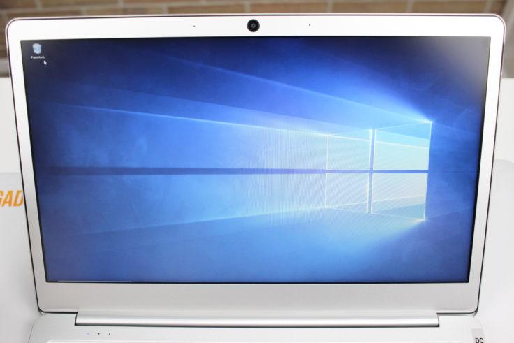 Jumper EZBook X4 Displayhelligkeit