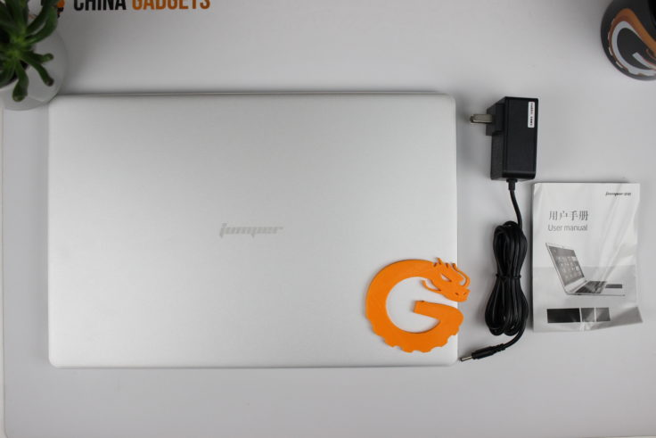 Jumper EZBook X4 Lieferumfang