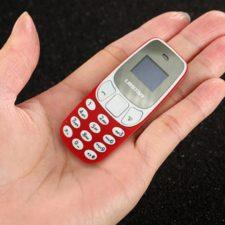 L8STAR BM10 Mini Handy in Hand