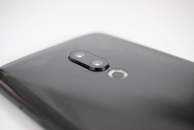 Meizu 15 Kamera Rückseite
