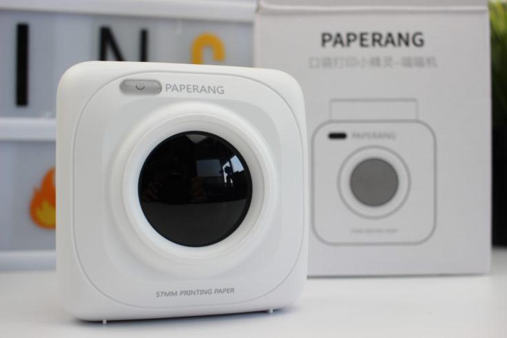 Paperang P1 mobiler Fotodrucker