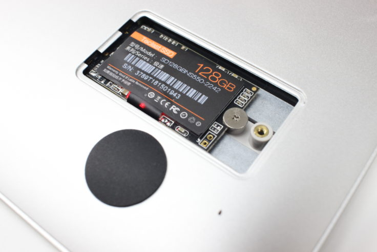 Teclast F6 Pro M.2 SSD Speicher