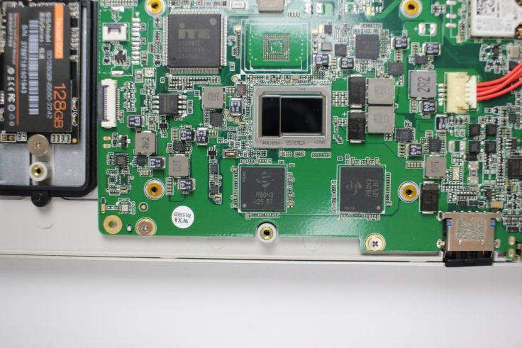 Teclast F6 Pro Prozessor und RAM