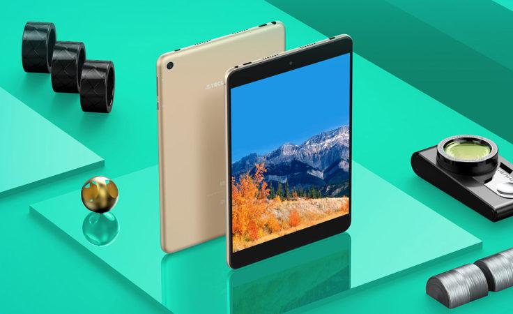 Teclast M89 Tablet Design