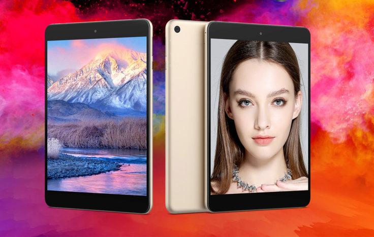 Teclast M89 Tablet Display