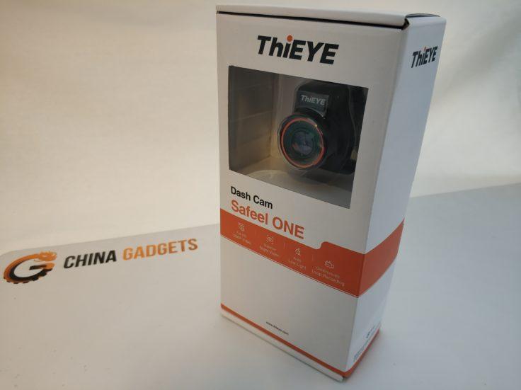 ThiEYE Safeel One Dashcam Verpackung