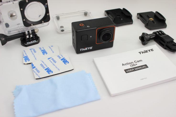 ThiEYE i30+ Actioncam Zubehör