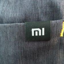 Xiaomi 10 l Rucksack Logo