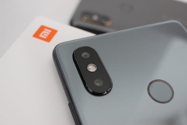 Xiaomi Mi 8 SE Dual Kamera
