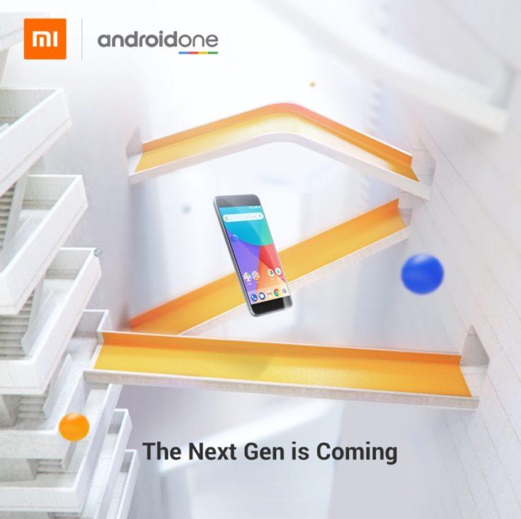 Xiaomi Mi A2 Poster Teaser