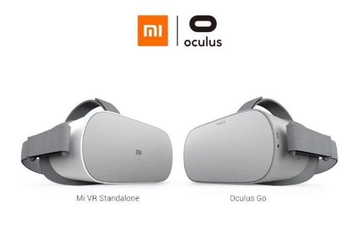 Xiaomi Mi VR Standalone Oculus Go VR-Brillen Vergleich