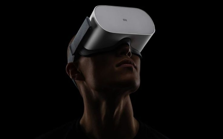 Xiaomi Mi VR Standalone VR-Brille Benutzung