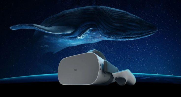 Xiaomi Mi VR Standalone VR-Brille Werbung