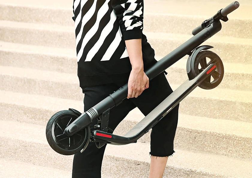 endlich e scooter bald mit stra enzulassung in deutschland. Black Bedroom Furniture Sets. Home Design Ideas