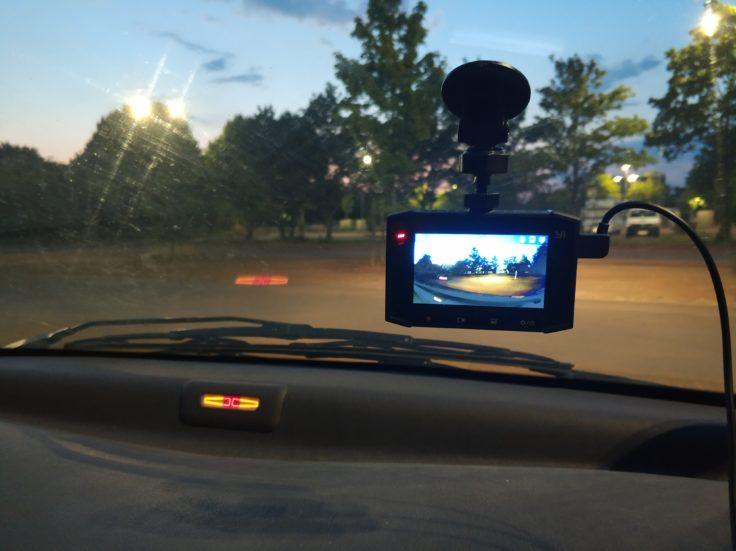 YI Ultra Dashcam Auto