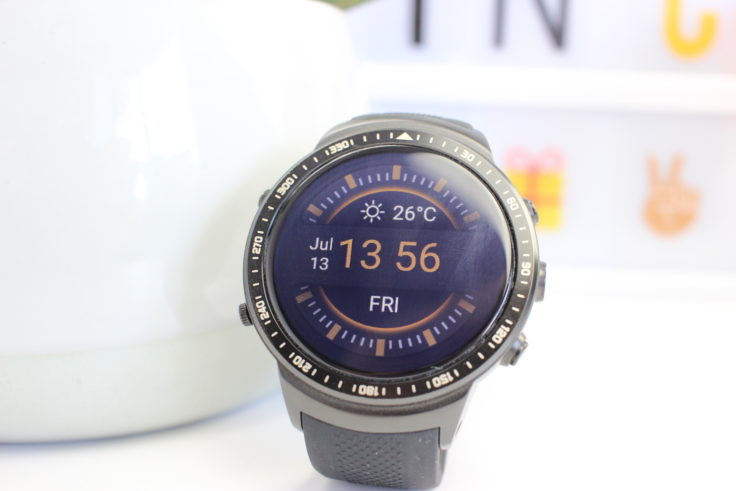Zeblaze Thor Pro Smartwatch Display