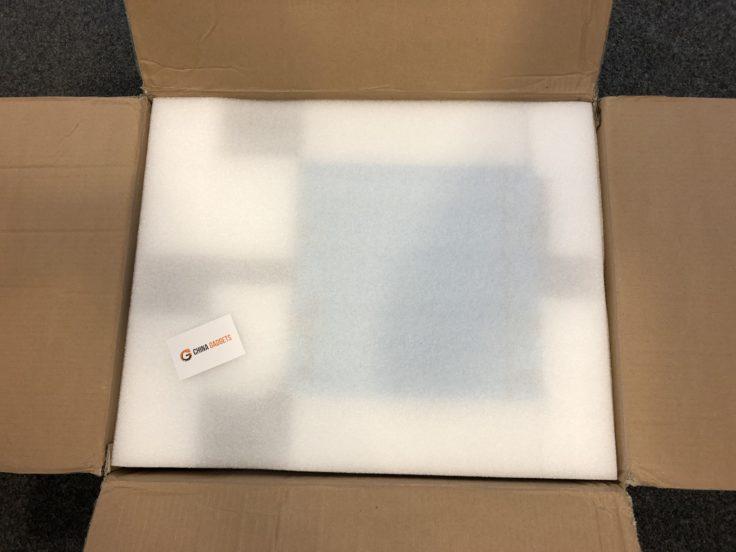 Alfawise U20 3D-Drucker Paket offen