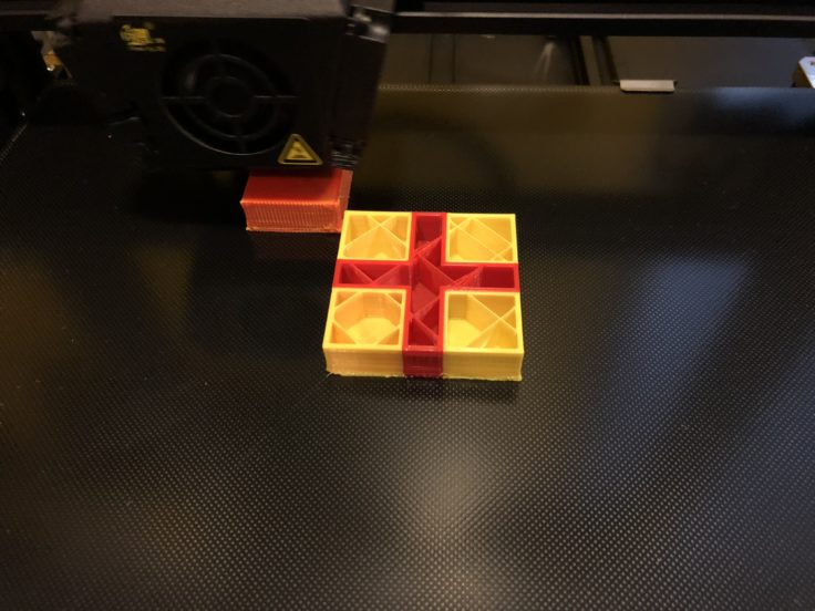 Der Cube aus dem CR-X