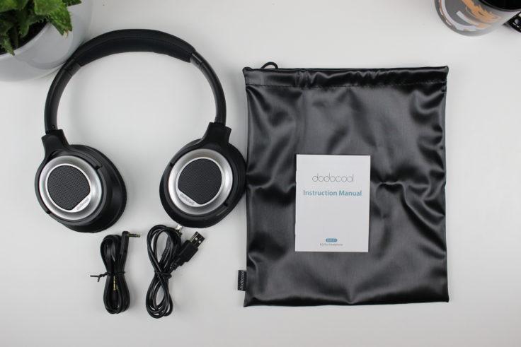 dodocool DA151 Bluetooth Over-Ear Lieferumfang
