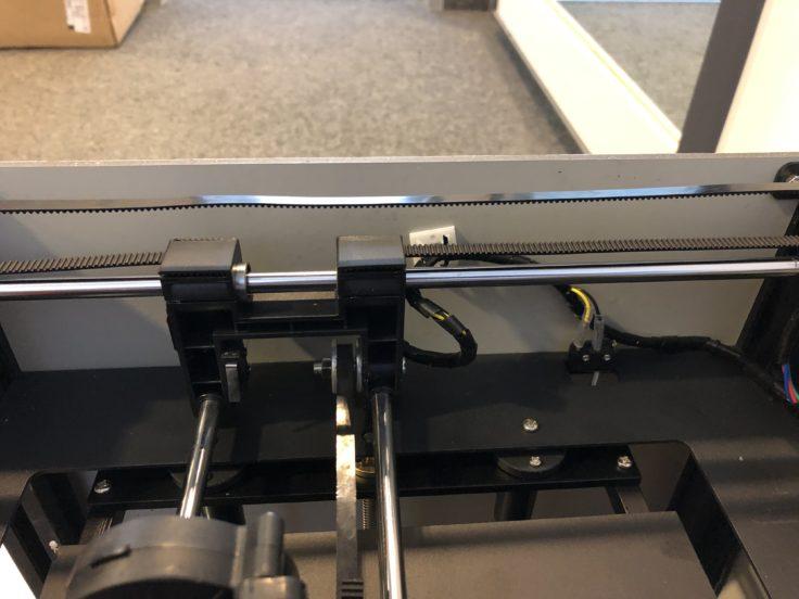 Tronxy C5 3D-Drucker Zusammenbau