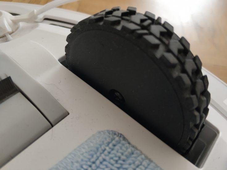 360 S6 Sweeping Robot Saugroboter Reifen
