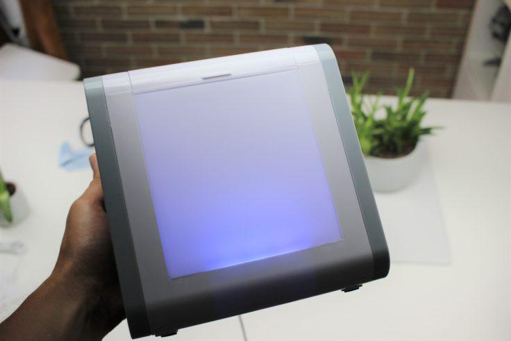 Arctic Air Tisch Klimaanlage LED Beleuchtung