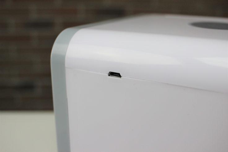 Arctic Air Tisch Klimaanlage Micro USB Port