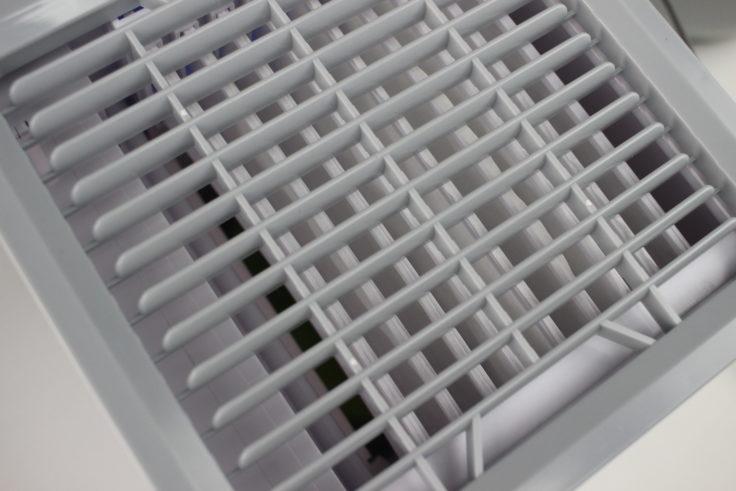 Arctic Air Tisch Klimanlage Kühllamellen