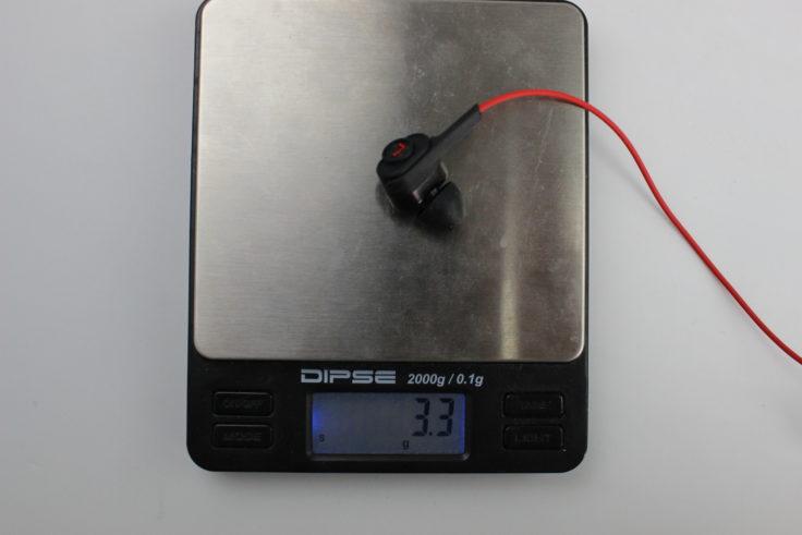 Blitzwolf BW-ES2 Gewicht