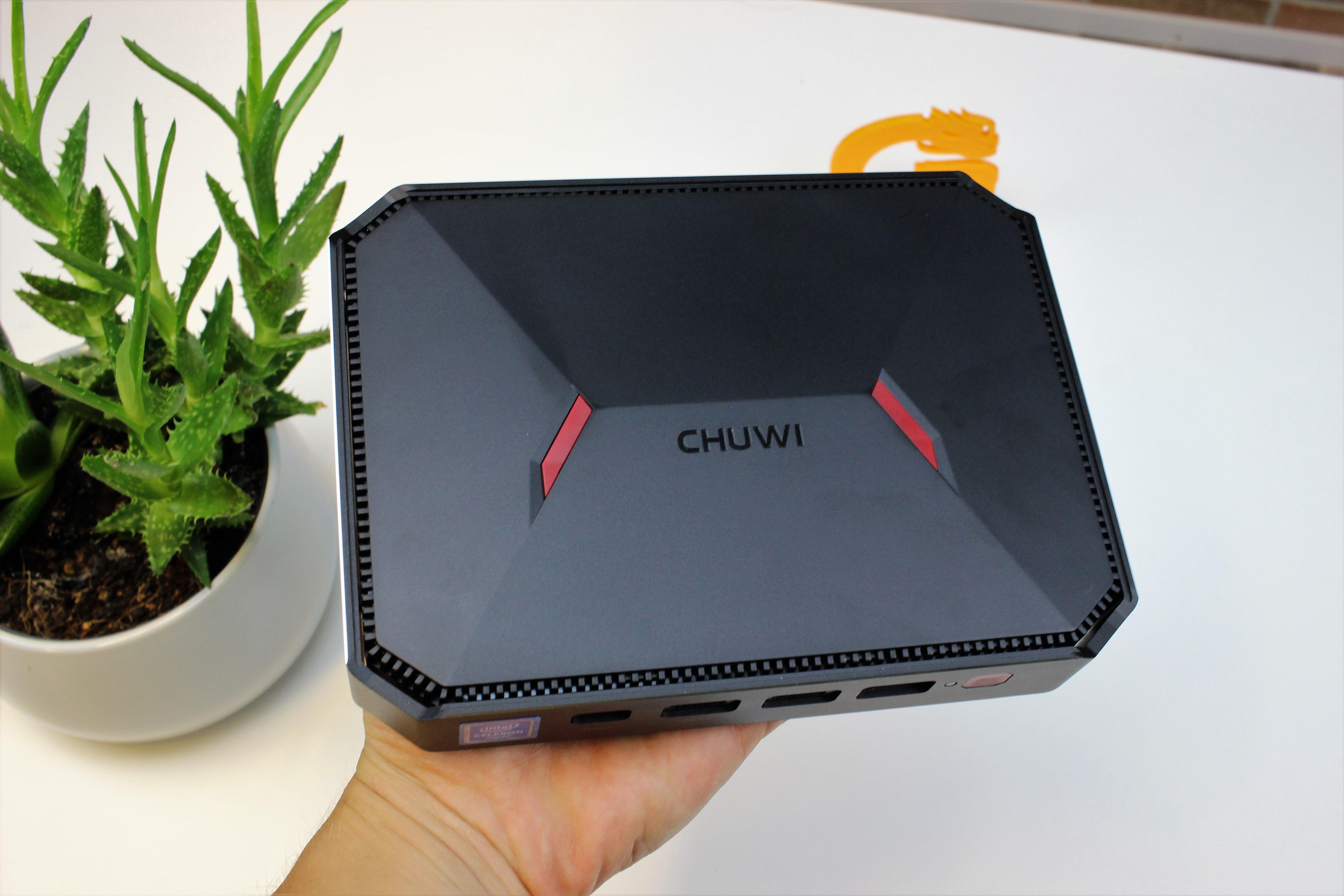 Chuwi Gbox Im Test Kompakter Mini Pc Mit Windows 10 Für 176 Bei Amazon