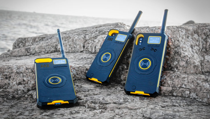 DT NO.1 Walkie Talkie iPhone Case (2)