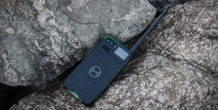 DT NO.1 Walkie Talkie iPhone Case (3)