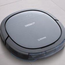 Ecovacs KI AIVI Technlogie IFA DEEBOT OZMO Slim 10