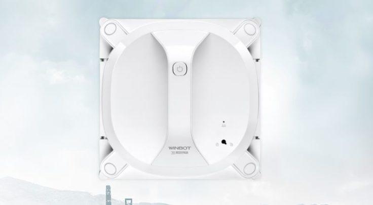 Ecovacs WINBOT X Fensterputzroboter