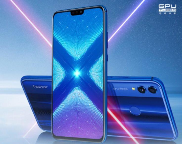 Honor 8x 71 Smartphone Der Huawei Tochter Krieg Der Phablets