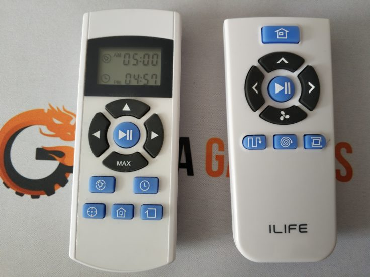 ILIFE A7 Saugroboter Fernbedienungen Vergleich
