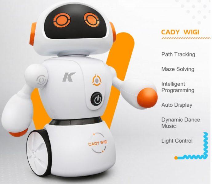 JJRC R6 CADY WIGI Roboter Funktionen