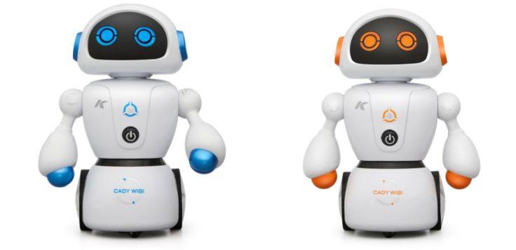 JJRC R6 CADY WIGI Roboter Blau und Orange