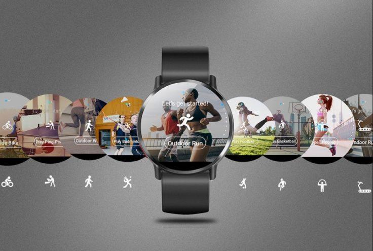 LEMFO LEMX Smartwatch Sport