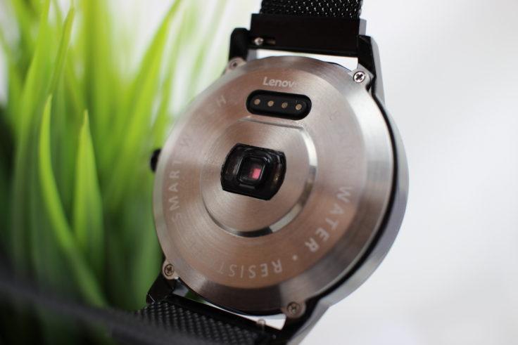 Lenovo Watch X Hybrid-Armbanduhr Sensor