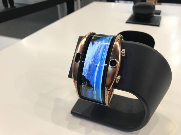 Nubia Alpha Armband Gold