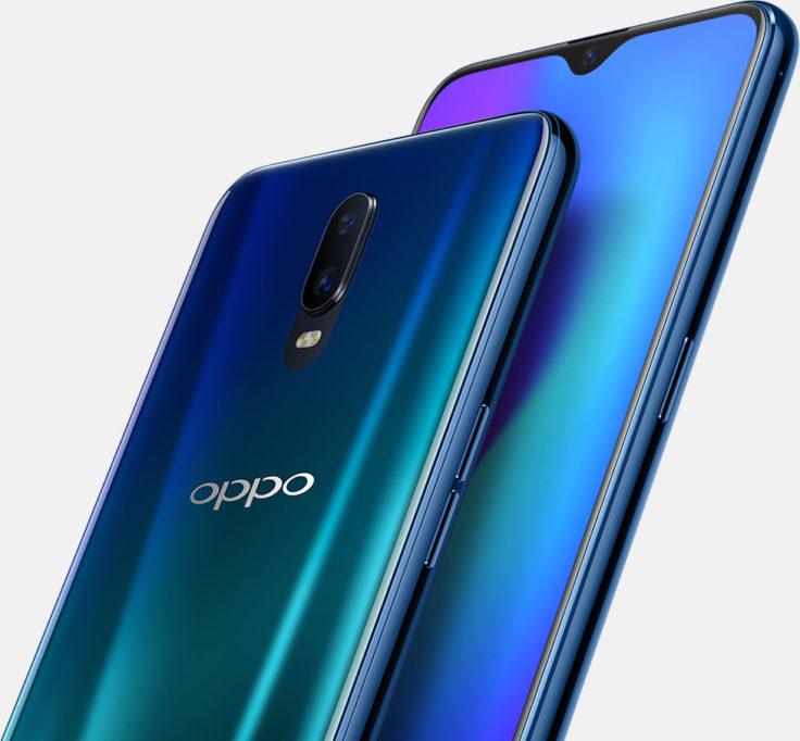 Oppo R17 Smartphone