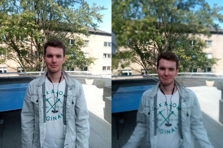 Vernee V2 Pro Portrait