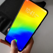 Vivo NEX Ultimate Fingerabdrucksensor