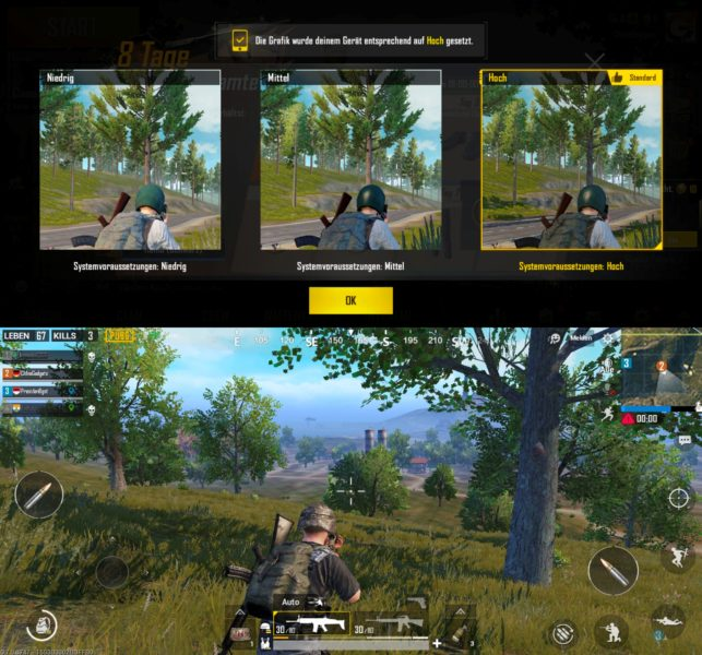 Vivo NEX Ultimate PUBG Mobile
