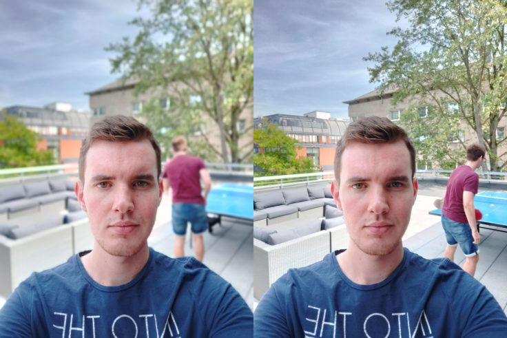 Vivo NEX Ultimate Selfies HDR
